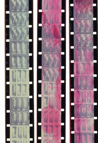 Film Strip Composition